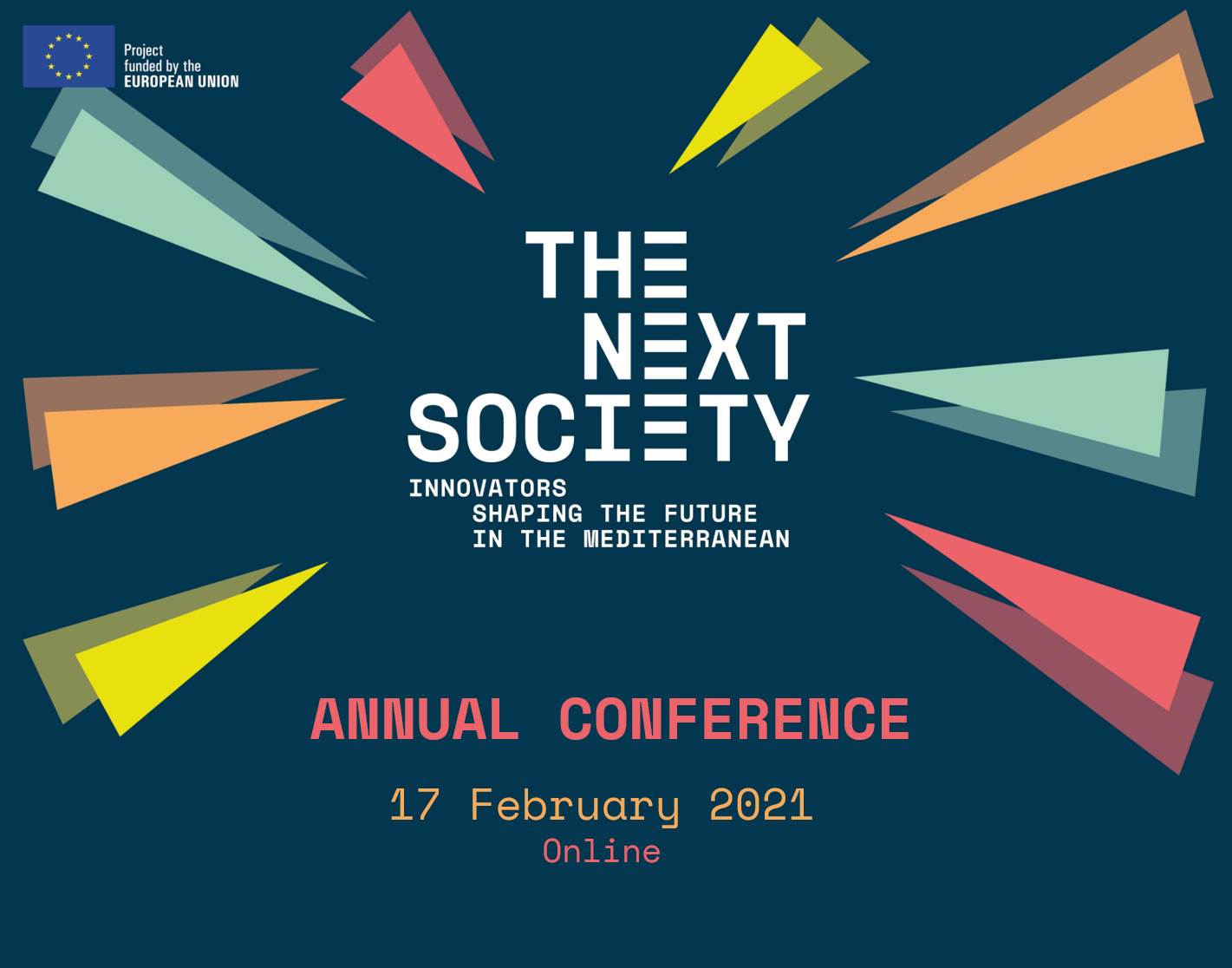 THE NEXT SOCIETY Annual Conference 2021