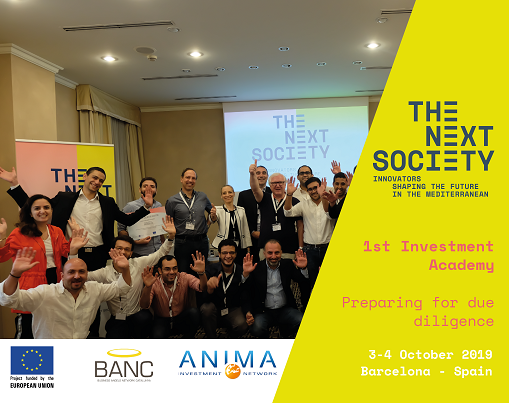 THE NEXT SOCIETY Investment Academy Barcelona