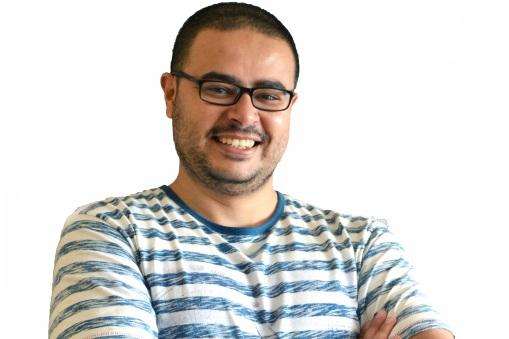 Mohammad Gamal, CEO of Kotobna