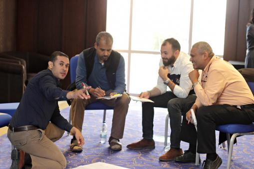 Egypt Leader Mentor Training