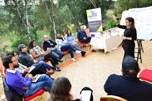 Morocco Leader Mentor Training