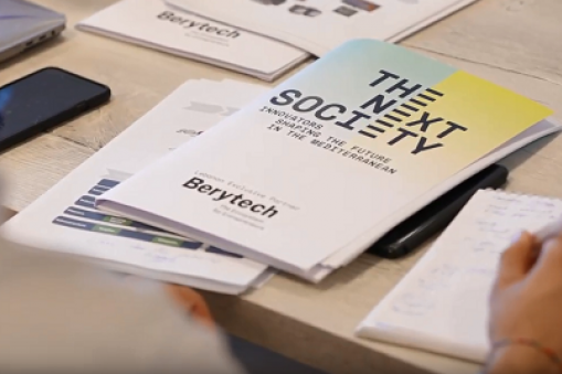 THE NEXT SOCIETY - Innovation Factory Bootcamp